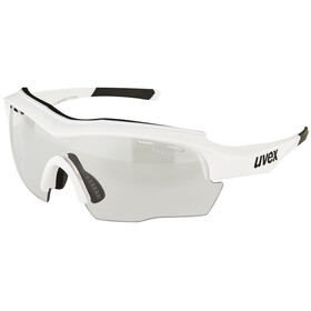 UVEX sportstyle 104 v Bike Glasses white